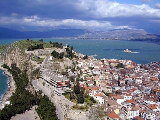 Holiday offers in Nafplion Greece